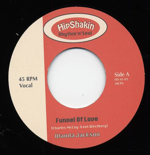 Funnel Of Love b-w Watchdog 7inch, 45rpm