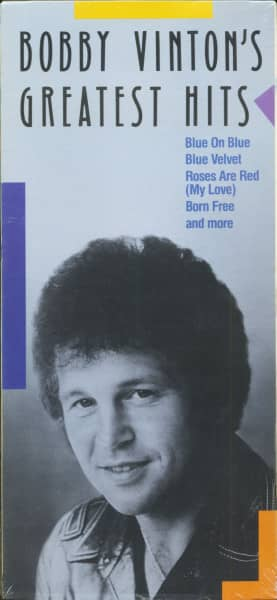 Bobby Vinton's Greatest Hits (CD)