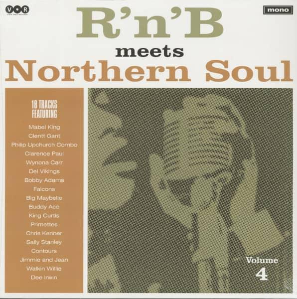 R'n'B Meets Northern Soul, Vol.4 (LP)