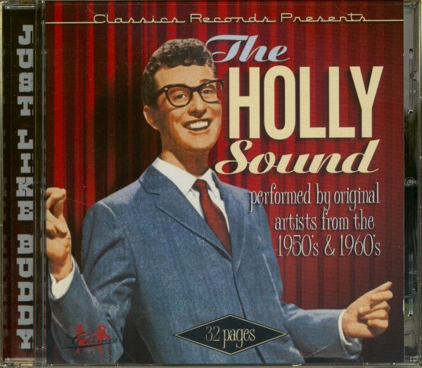 The Holly Sound - By Original Artists (CD)