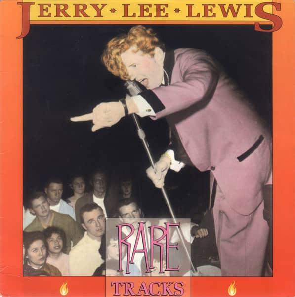 Rare Tracks (LP, Cut-Out)