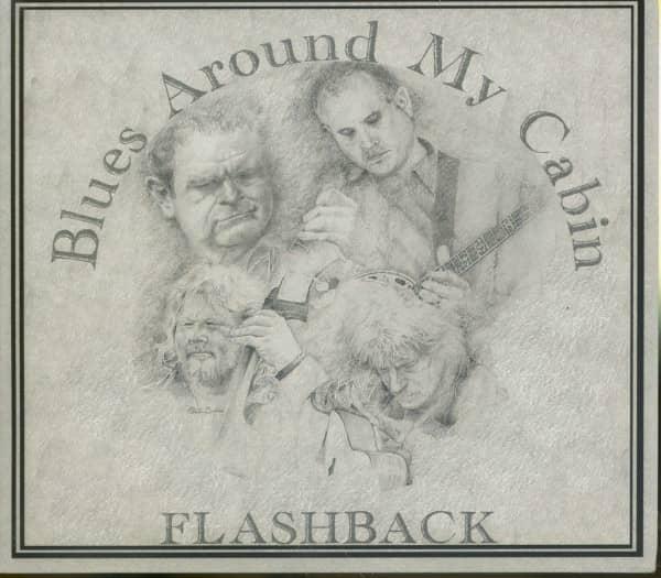 Blues Around My Cabin (CD)