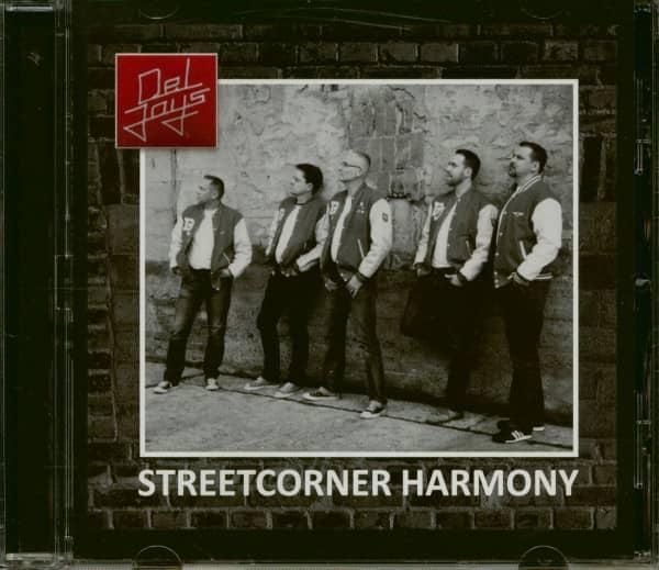 Streetcorner Harmony (CD)