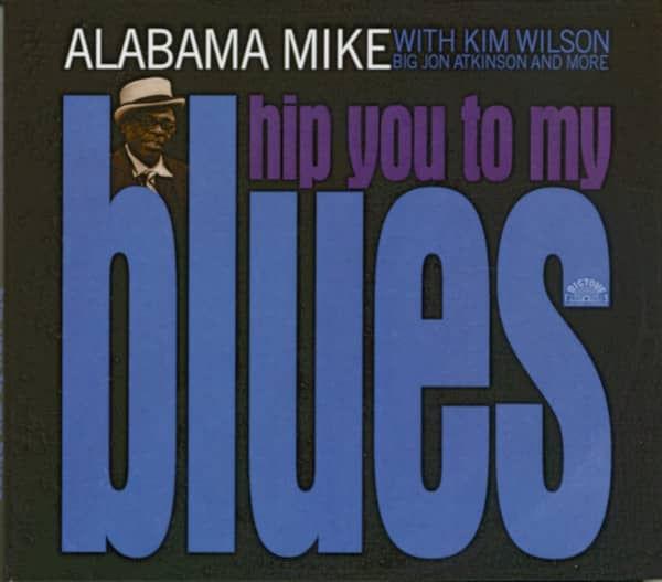 Hip You To My Blues (CD)