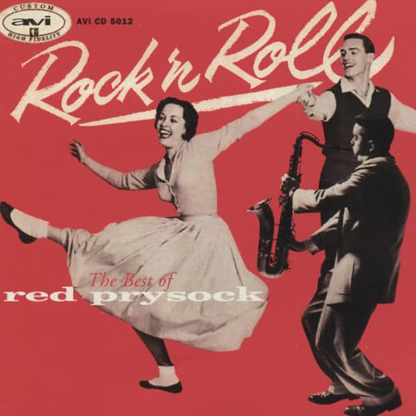 Rock & Roll - The Best Of Red Prysock