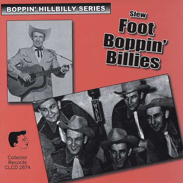 Slew Foot Boppin' Billies