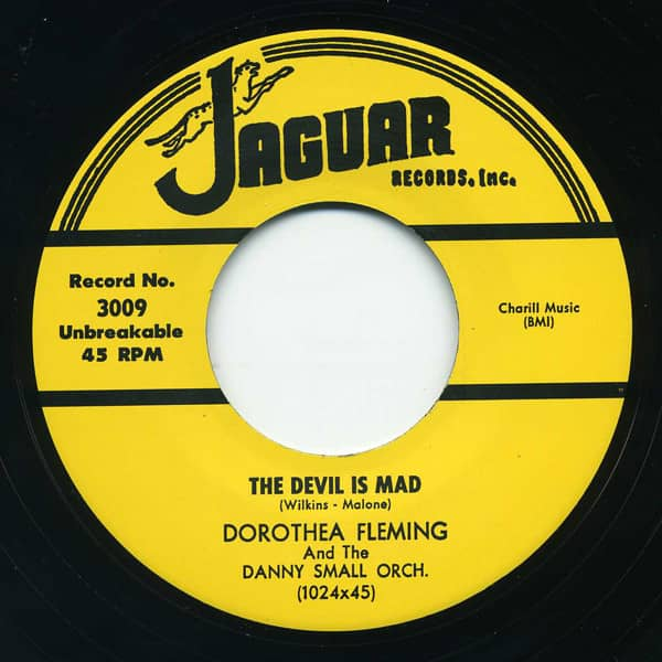 The Devil Is Mad - I'm Glad You're ... 7inch, 45rpm