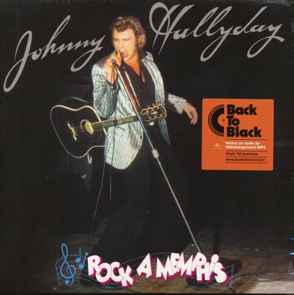 Rock A Memphis (LP & Download, 180g Vinyl)