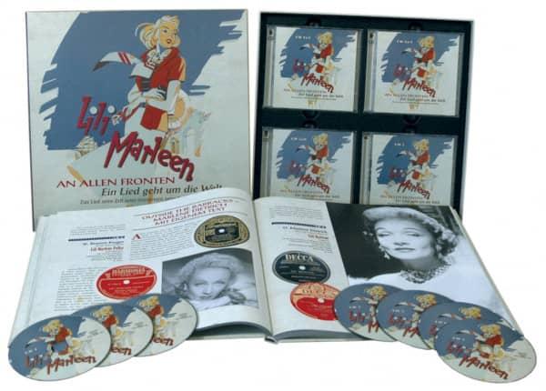 Lili Marleen an allen Fronten (7-CD)