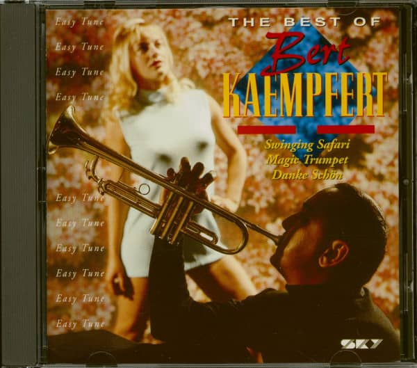 The Best Of Bert Kaempfert (CD)