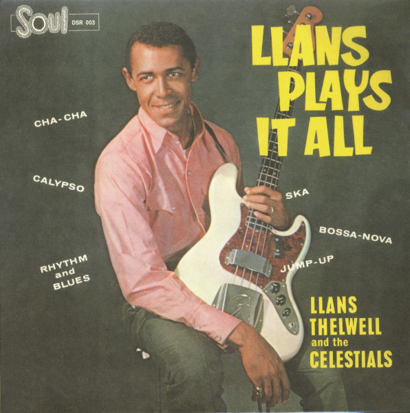 Llans Plays It All (LP)