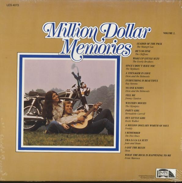 Million Dollar Memories, Vol.2 (LP)