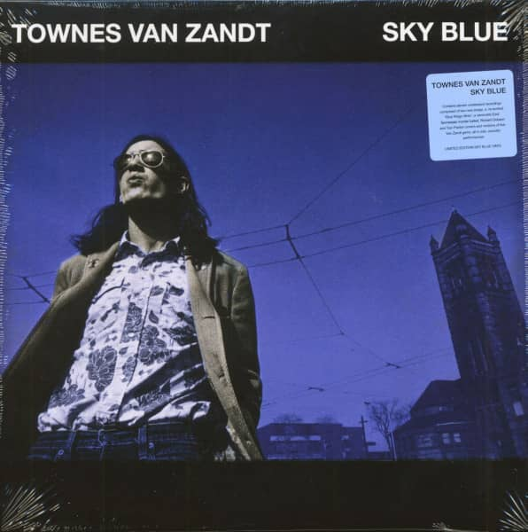 Sky Blue (LP, Sky Blue Vinyl, Ltd.)