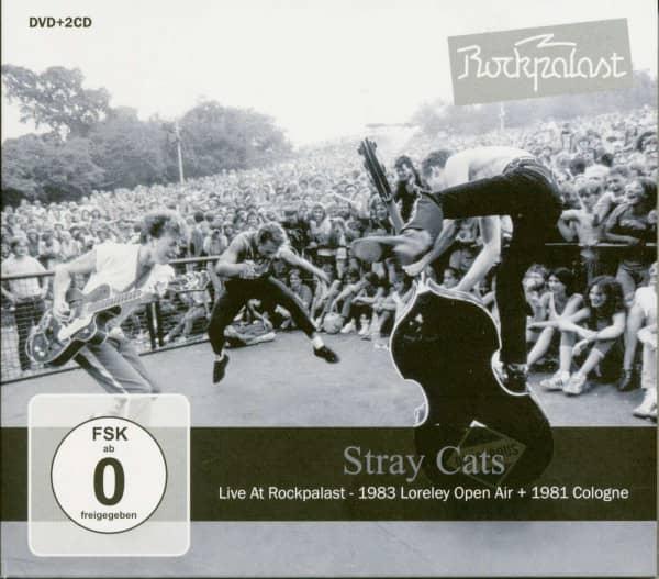 Live At Rockpalast (2-CD & DVD)