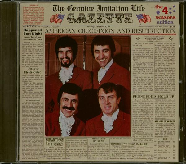 The Genuine Imitation Life Gazette (CD)