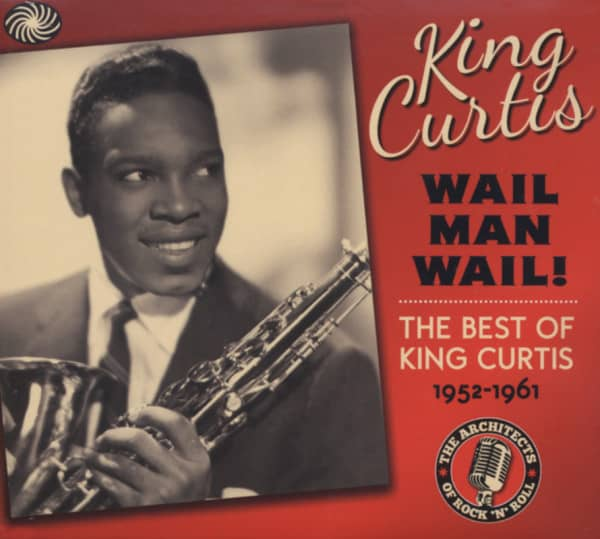 Wail Man Wail! Best 1952-61 (3-CD Digipac)