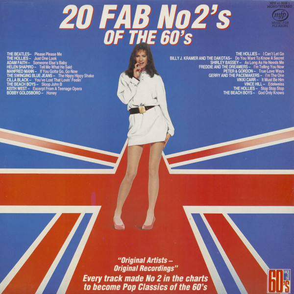 20 Fab No 2's Of The 60's (LP)