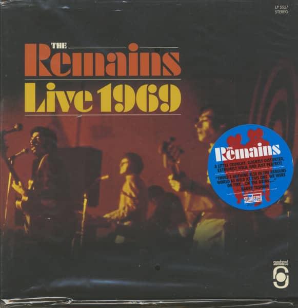 Live 1969 (LP)