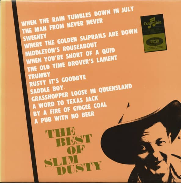 The Best Of Slim Dusty (LP)