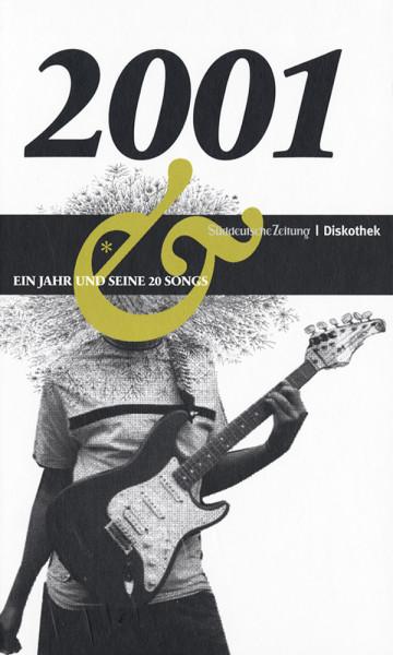 2001 - Süddeutsche Zeitung Diskothek Buch&CD