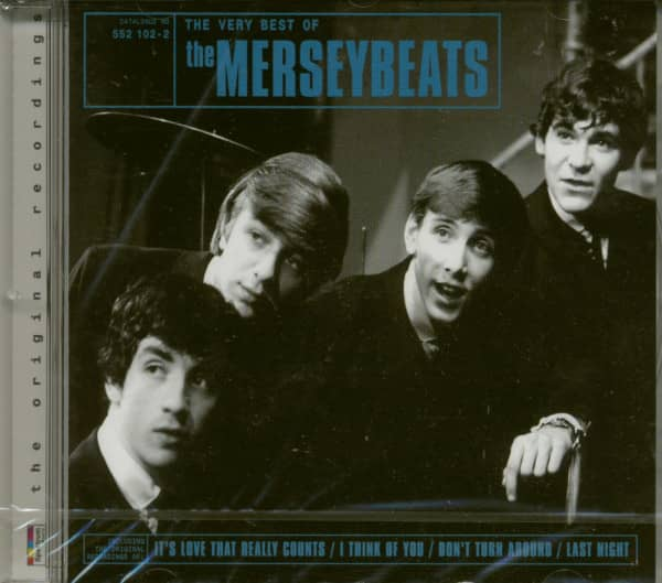 The Very Best Of The Merseybeats (CD)