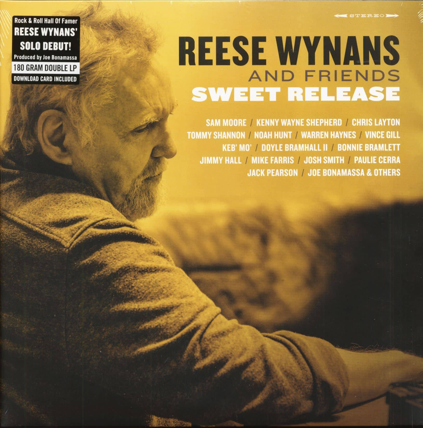 52e7e761 Reese Wynans & Friends LP: Sweet Release (2-LP, 180g Vinyl ...