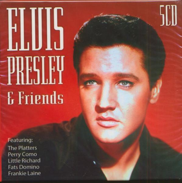 Elvis Presley & Friends (5-CD)