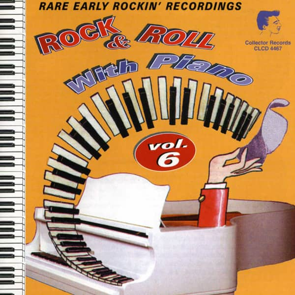 Vol.6, Rock & Roll With Piano