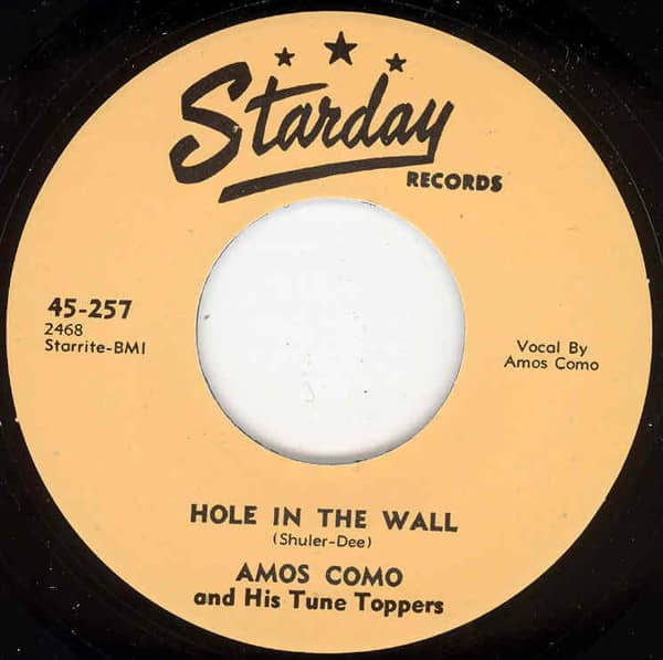 Hole In The Wall - Heartbroken Lips 7inch, 45rpm