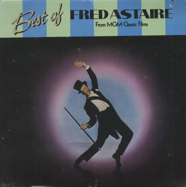 Best Of Fred Astaire (LP, Cut-Out)