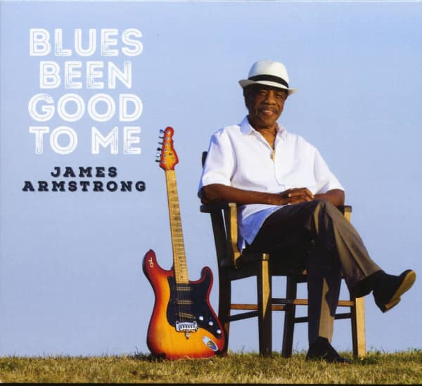 Blues Been Good To Me (CD)