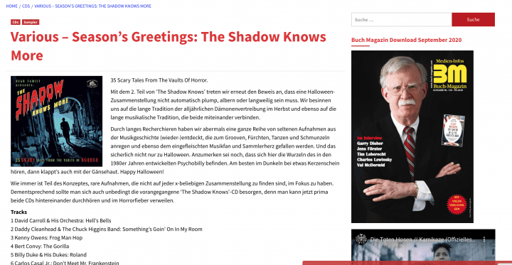 Presse-Archiv-Various-Season-s-Greetings-The-Shadow-Knows-CD-medien-Info