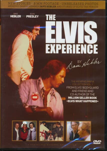The Elvis Experience by Dave Hebler (DVD)