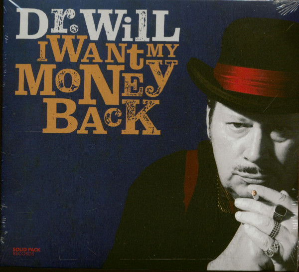 I Want My Money Back (CD)