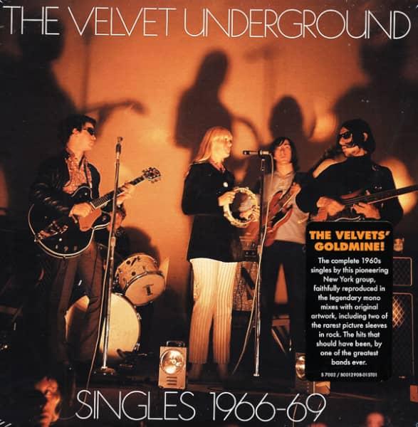 Singles 1966-69 7x7inch, 45rpm Vinyl Box Set