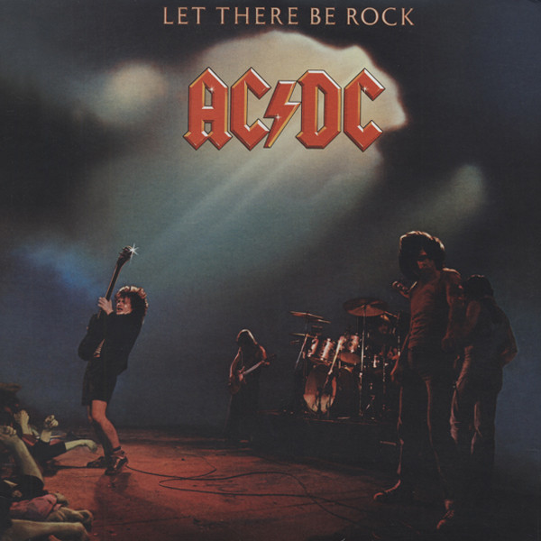 Let There Be Rock (1977) 180g