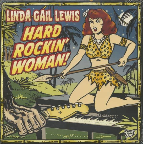 Hard Rockin' Woman (LP)