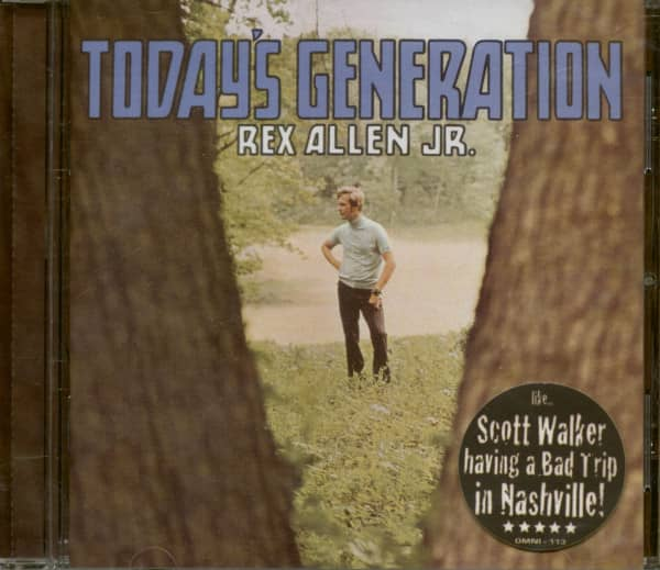 Today's Generation (CD)