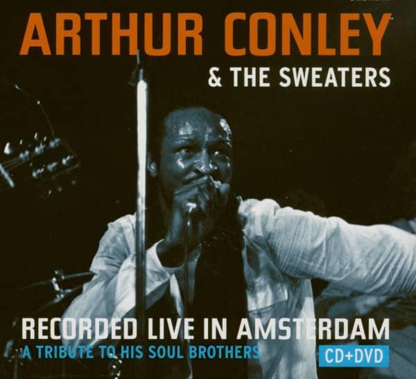Recorded Live In Amsterdam (CD & DVD)