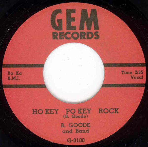 Ho Key Po Key Rock - Sabotage 7inch, 45rpm