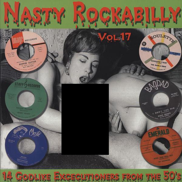 Nasty Rockabilly Vol.17 (Vinyl LP)