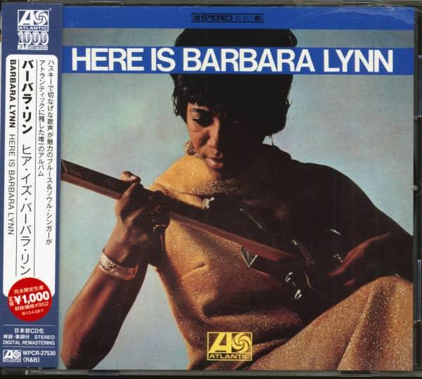 Here Is Barbara Lynn (CD, Japan)