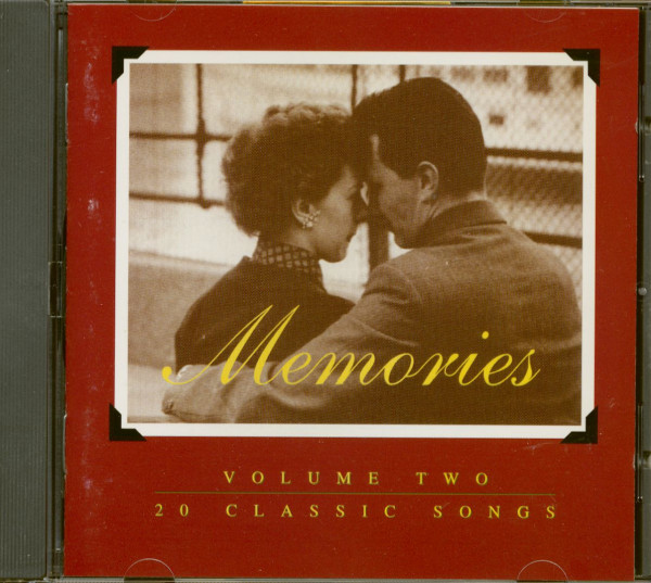 Memories Vol.2 (CD)