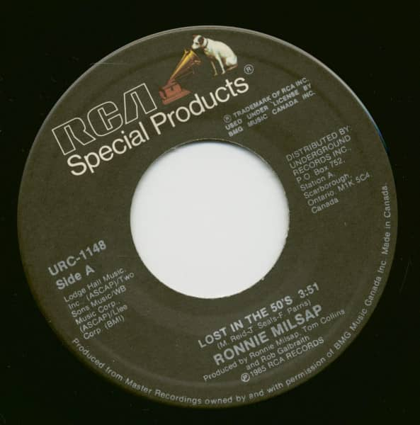 Lost In The 50's - Happy, Happy Birthday Baby (7inch, 45rpm)