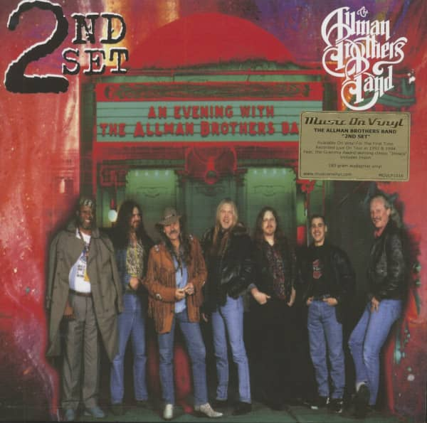 An Evening With The Allman Brothers (2-LP)