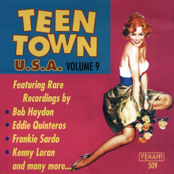 Vol.9, Teen Town USA