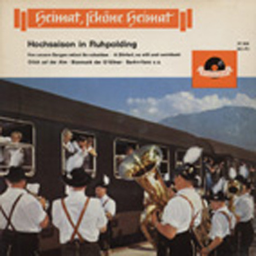 Hochsaison In Ruhpolding 7inch, 45rpm, EP, PS
