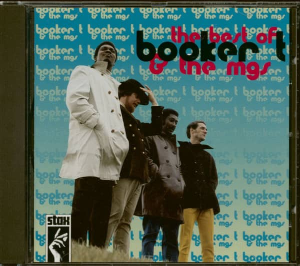 The Best Of Booker T & MG's (CD)