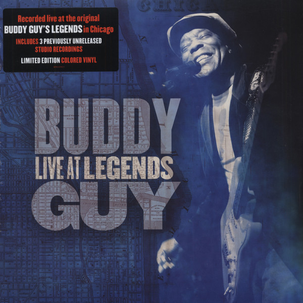 Live At Legends (2-LP)