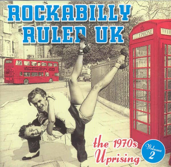 Vol.2, Rockabilly Ruled UK